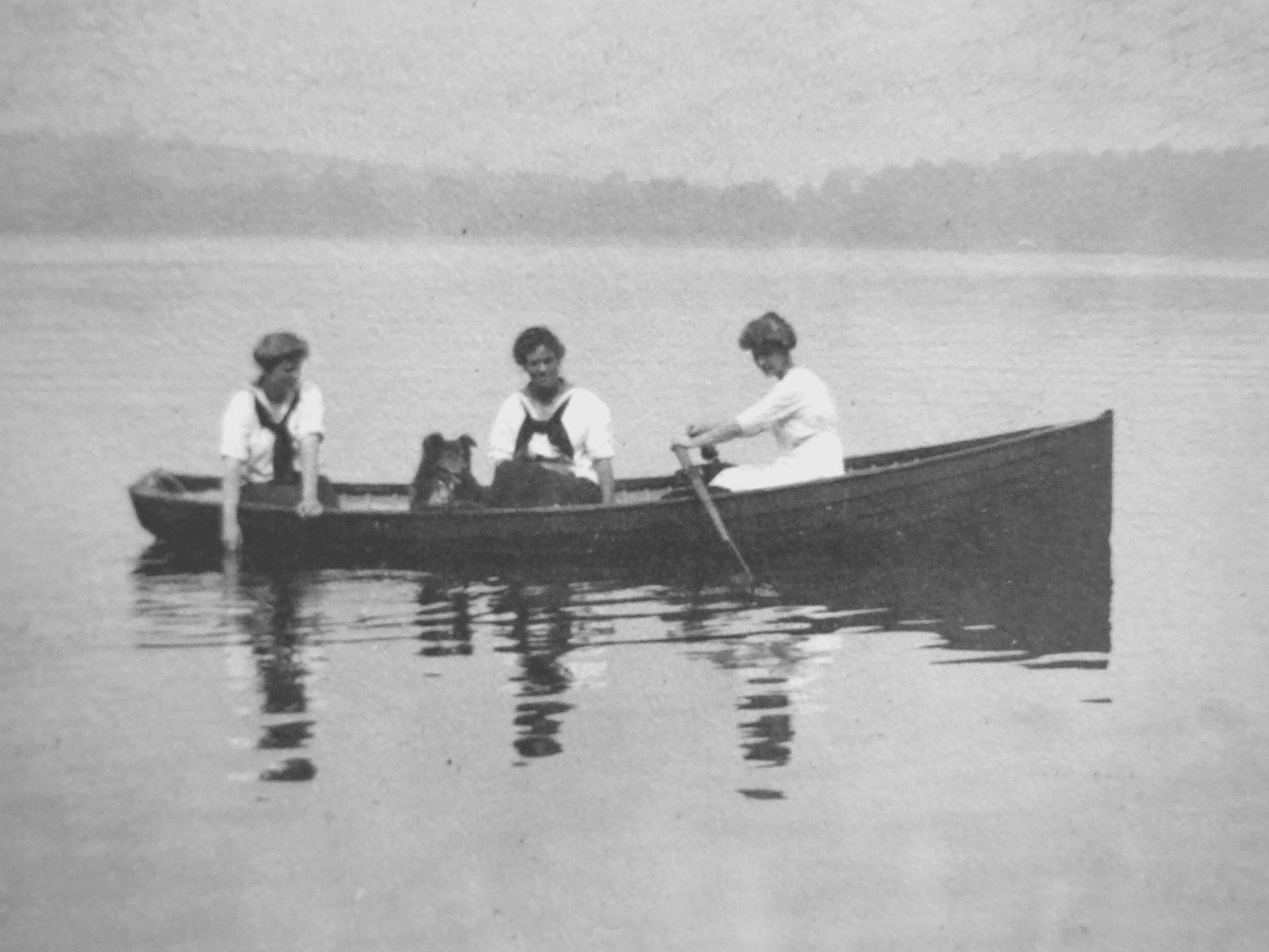 Eleanor, Margaret, Antoinette Kellogg