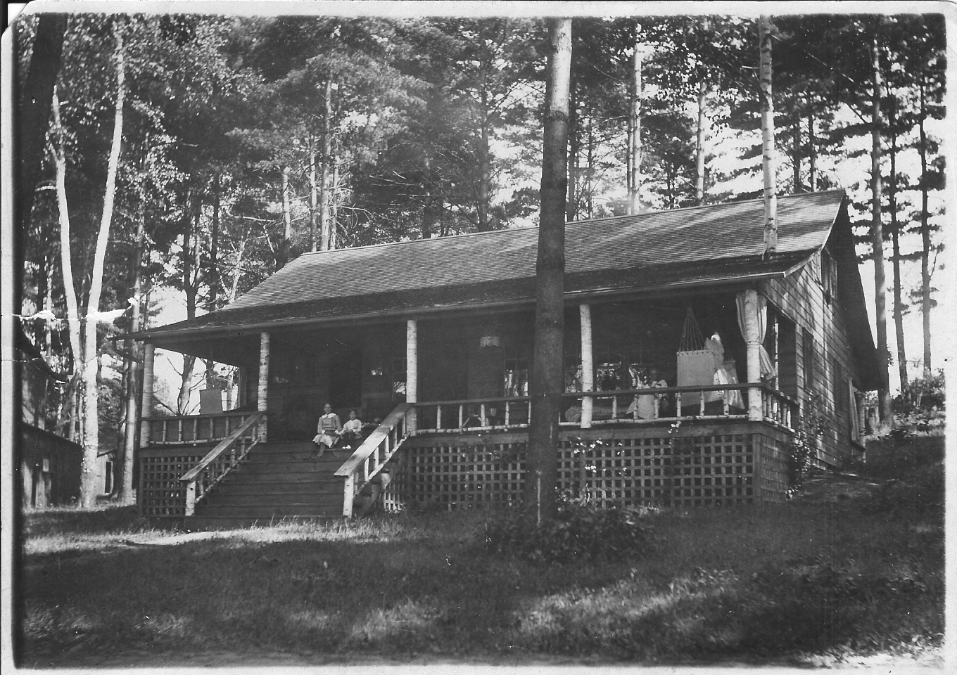 Gardner Cottage @ 1912