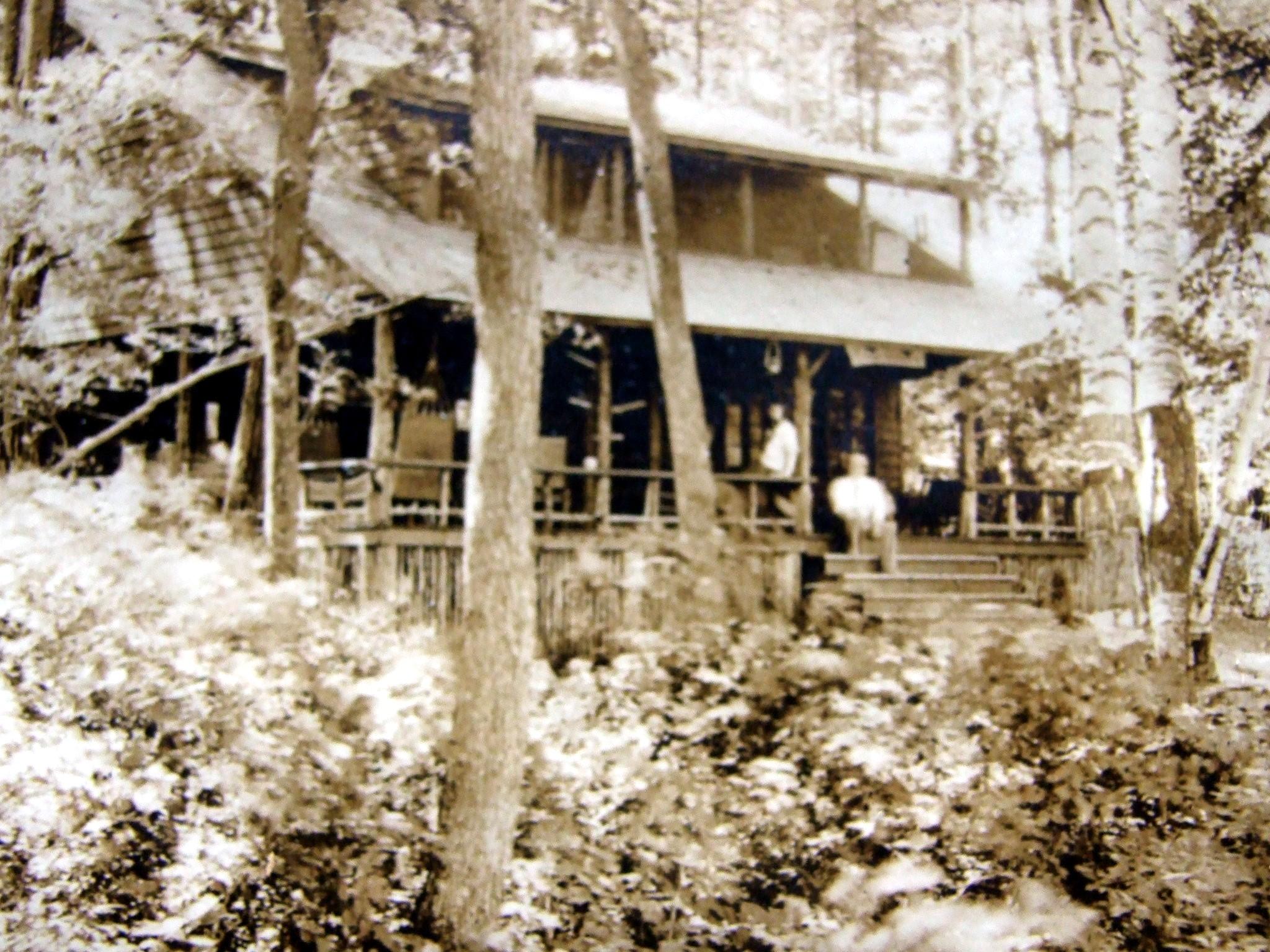 Kellogg Cabin 1915